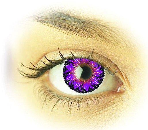 Colored Contacts With Prescription Halloween