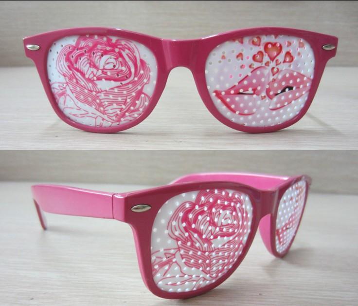Pinhole Glasses, Pinhole Glasses Question And Answers