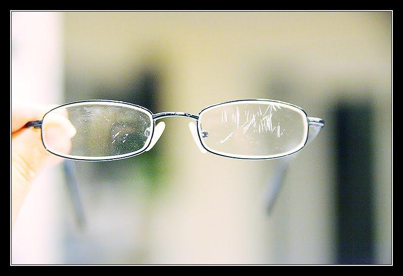 Is it bad to wear scratched prescription glasses Firmoo Answers